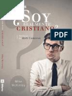 Libro - Soy Realmente Cristiano - Web
