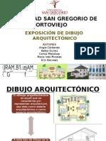 "Dibujo Arquitectã""Nico"