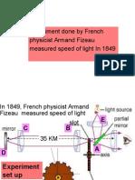 13 DVO measurement of light velocity.ppt