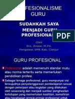 PROFESIONALISME GURU (Lengkap-Revisi)).ppt