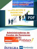 PresentaciónAFP's en el Perú