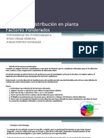 Mtodos de Distribucin en Planta
