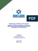 Israel's Delegitimization Challenge - Reut Institute
