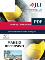 MANEJO DEFENSIVO CURSO