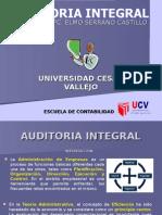 Clase Sesion 1 Evolucion de La Auditoria Integral