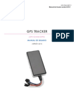 Gps Tracker Manual de Usuario