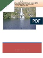 RIESGOS EN LA ZONAS URBANAS GENERADOS DEBIDO A LAS ALTAS PRECIPITACIONES EN EL DISTRITO DE PILLCO MARCA SETIEMBRE 2015