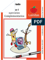 1er Grado - Bloque 1 - Ejercicios Complementarios(1)