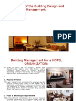 Objectives of the Building Design and Management