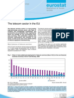 The telecom sector in the EU