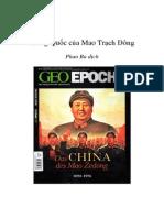 Trung Quốc của Mao Trạch Đông