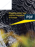 Mapping Power and Utilities ReMapping_power_and_utilities_regulation_in_Europegulation in Europe DX0181