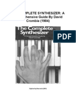The Complete Synthesizer Book