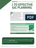 SCM 16-1 9-Step Strategy Plan