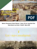 Crítica de La Planeación Urbana-Cisneros