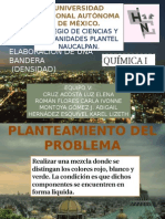 ELABORACIÓN DE UNA BANDERA (DENSIDAD)