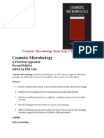 Cosmetic Microbiology Book
