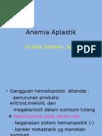 KP 11.2 Senior Anemia Aplastik