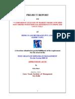Nitin Behal Project Pepsi