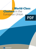 Towards World-Class Clusters in the European Union