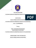 GBPK BEM Poltekkes Menkes Tanjungkarang