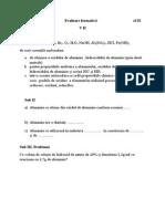 Evaluare Formativă Cl IX v2