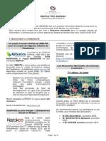 AIENSIAS - Newsletter Juillet-Août 2015