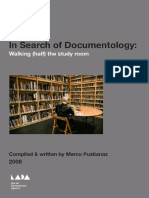 In Search of Documentology