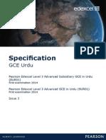 UA035253 GCE Lin Urdu Issue 3