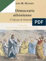 Hansen, démocratie