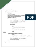 Program Assignment -Harshini