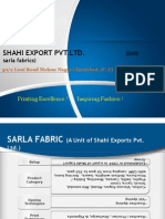 SFL Presentation