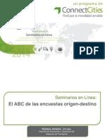 Encuestas Origen Destino - CTSEMBARQ