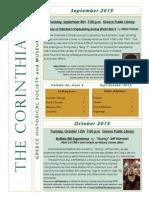 The Corinthian Sept/Oct 2015