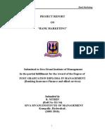 Report Bank Marketing