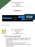 L06-07 Interpolation Geometry