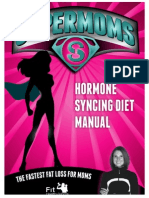 Hormone Syncing Diet