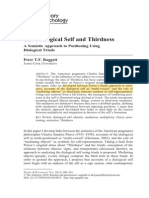 Raggatt, P. T. F. -- The Dialogical Self and Thirdness- A Semiotic Approach to Positioning Using Dialogical Triads