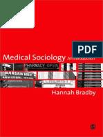 Bradby, Hannah - Medical Sociology an Introduction