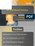 Arc Flash Overview Presentation