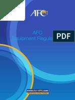 AFC Equipment Regulation