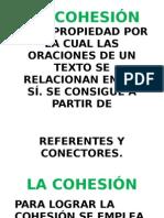 BITS Cohesión