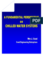 A Fundamental Perspective on Chilled Water Systems