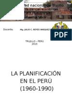 Planificacion en El Peru