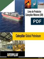 CM Engine gas engine Product Overview_00 - Espanol