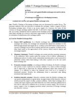 Module 5 Foreign Exchange Market