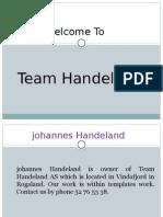 Team Handeland