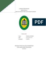 laporan  praktikum hematologi