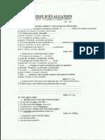 Test Formatif