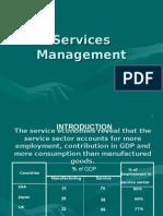Services Management SEM IV 0810